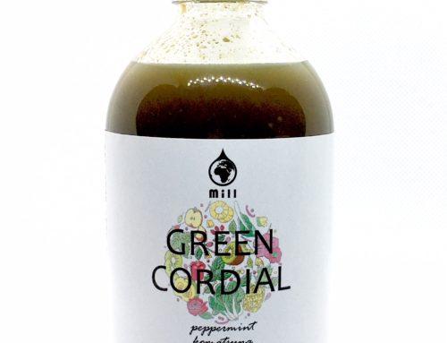 GREEN CORDIAL について