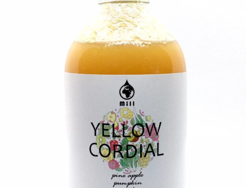 YELLOW CORDIAL について