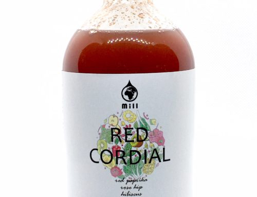 RED CORDIAL について
